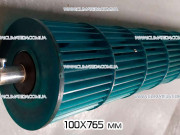 Крыльчатка 100*765 мм для сплит системы