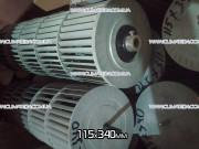 Турбина 115*340 мм внутреннего блока кондиционера