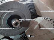 Турбина 115*483 мм внутреннего блока кондиционера