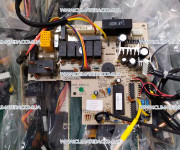 Плата управления 30055788 ZB 5K52EAJ AK080712 J5H-AV1