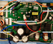 30138000179 W8433ALG W8433ALGV1.0 W8433ALG_E1V1.1 плата для кондиционера.