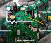 30145096 M555F2UJ M555F2ZJV1.2 AZ 190327 модуль управления кондиционером