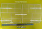 фильтр грубой очистки 310x326mm