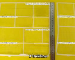 фильтр грубой очистки 310x326mm для внутреннего блока кондиционера Mitsubishi Heavy SRK25ZM-S