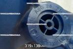 Крыльчатка 319x138 мм