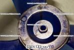 Крыльчатка кондиционера 332x133 мм
