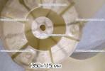 Крыльчатка кондиционера 350x115 мм