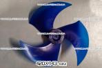 Крыльчатка 420x143 мм