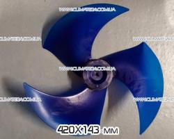 Вентилятор 420x143 для кондиционера