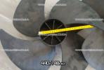 Крыльчатка 440*148*10мм