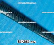 Крыльчатка 85*687 мм для сплит системы