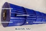 Турбина 88.8x545 мм