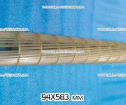 Турбина 94x583 для внутреннего блока кондиционера