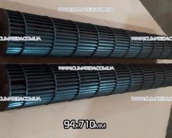 Турбина 94x710 внутреннего блока кондиционера