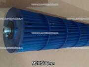 Турбина 95x588 для кондиционера Midea