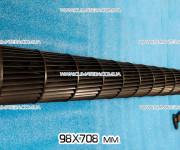 Крыльчатка 98*708 мм для сплит системы