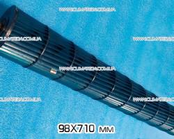 Турбина 98x710 для настенного кондиционера