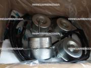 Мотор FW25K(YDK30-6K) 150130671 для кондиционера GUHD09NK3C0