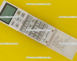 RLA502A700B оригинальный пульт ДУ кондиционера Mitsubishi Heavy SRK25ZM-S