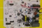 RYD505A055C плата управления