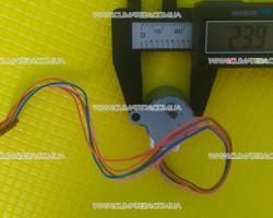 SSA512T096-MP24Z-3Z23R-12VDCшаговый мотор жалюзи кондиционера SRK35ZMP-S