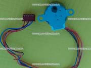 SSA512T096 MP24Z 4206R 12VDC шаговый мотор жалюзи для SRK25ZMP-S