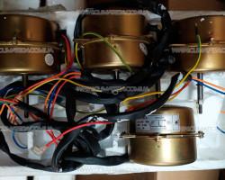 YDK-30-6 30W 0,39A - мотор вентилятора