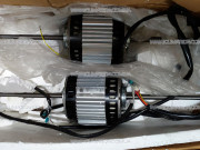 Мотор кондиционера YSK250-4C 11002012000466 20171220 YKSS-250-4-5