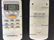 ZH/JT03 Пульт дистанционного управления ZH/JT03 кондиционером Chigo, IDEA