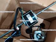 Двигатель вентилятора ZWS250-C2 FG250B-ZL 15709400006
