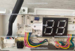 CE-KFR26G/N1Y-11D2-1.D плата индикации