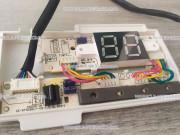 CE-KFR26G/N1Y-11D2-1.D плата индикации — оригинальная запчасть для Mitsushito SMK32DIG1