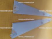 Горизонтальные жалюзи внутреннего блока SRK25QA-Sи SRK35QA-S