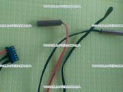температурный датчик внутреннего блока кондиционера Mitsubishi Heavy SRK25ZM-S