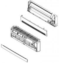 Купить детали корпуса (жалюзи, панель)  для кондиционера  Fujitsu ASY18UBBN/AOY18UNBNL