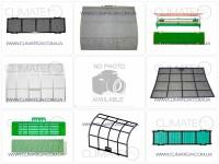 Cетчатый фильтр сплит системы 390*360 мм