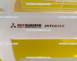 пластиковый корпус внутреннего блока кондиционера Mitsubishi Heavy SRK25ZM-S