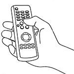 WY-9911-LN инфракрасный пульт управления кондиционером