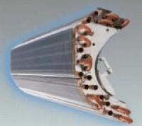 теплообменник внутреннего блока (испаритель) для кондиционера Fujitsu ASY18UBBN/AOY18UNBNL