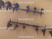 Вертикальные  жалюзи внутреннего блока SRK25QA-Sи SRK35QA-S