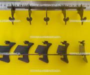 Вертикальные жалюзи внутреннего блока SRK25ZMP-S